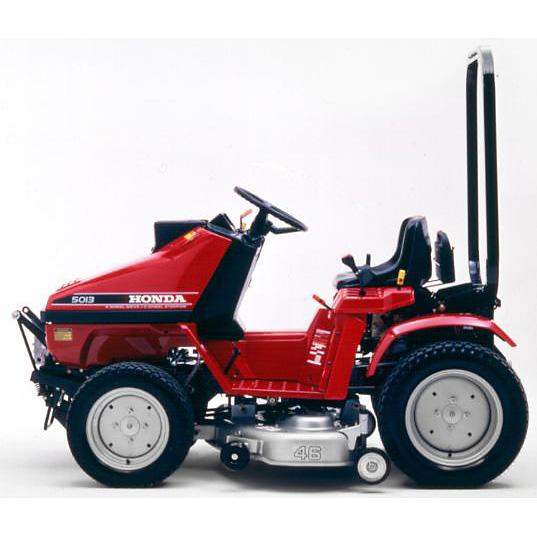 honda h5013 tractor