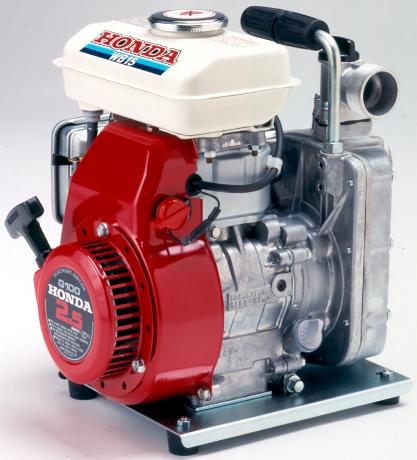Honda WB15 Water Pump