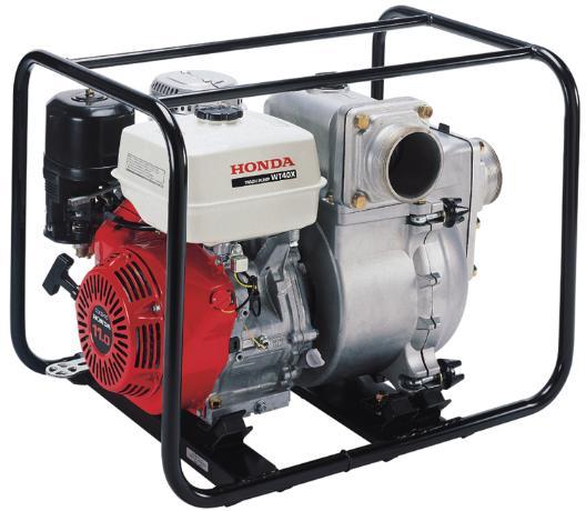 Honda WT20 WT30 WT40 Trash Pump Parts