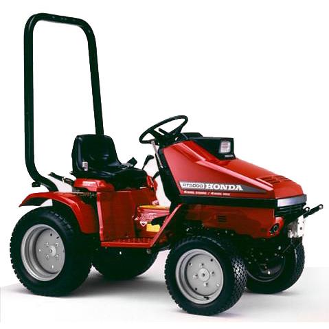 Honda RT5000 H5013 H5518 Tractor Parts