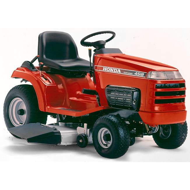[DIAGRAM_38DE]  Honda H4514 H4518 Lawn Tractor Parts | Honda 4518 Wiring Diagram |  | Honda Lawn Parts